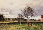 Impressionist(3830) Eragny_Landscape,_Le_Pre