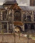 Impressionist(3830) Portal_of_the_Church_Saint-Jacques,_Dieppe