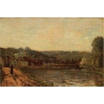 Impressionist(3830) The_Banks_of_the_Seine_at_Bougival