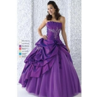 Fashionable and elegant quinceanera dress Q1031