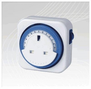 China 24 Hours Mechanical Timer,IP20 on sale