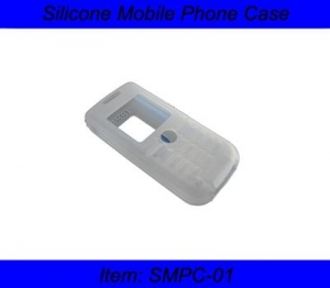 China SMPC-01 Mobile Phone Silicon Case on sale