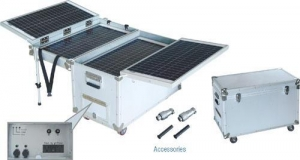 China Solar Home System 100W PORTABLE SOLAR SYSTEM on sale