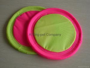 China Nylon Frisbee on sale