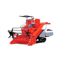 Rice & Wheat Combine Harvester