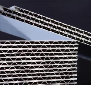 China Aluminum Corrugated Panel on sale