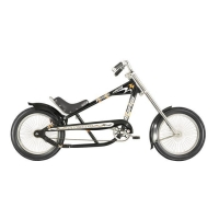 China chopper bicycle KB-C184 on sale