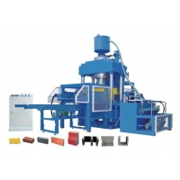 Concrete block making machine QYJ4000 Completely hydraulic forming machine