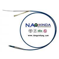 Fiber optic jumper cables: LC type - PC (armoured single-mode single-core)