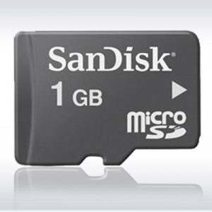 China SanDisk 1GB Micro SDHC Card on sale