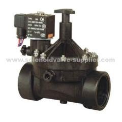 China 14W PA IRRIGATION Solenoid Valve on sale