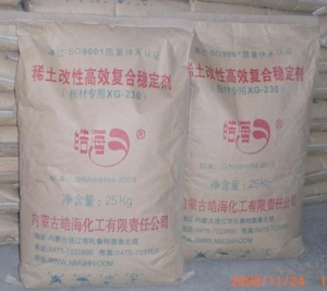 China Rare earth compound stabilizer on sale