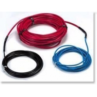 The DSVK is a single conductor cable with screen for embedding in asphalt