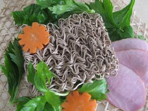 China Organic Buckwheat Mushroom Instant Noodle on sale