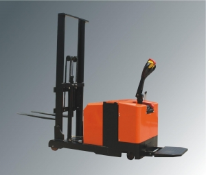 China Full-Electric Weight Stacker on sale