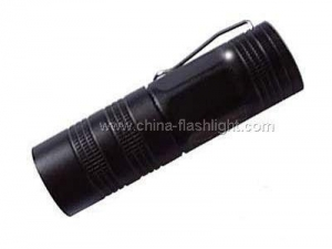 China High Power Flashlight Clip High Power LED Torch on sale