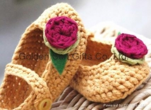 China Handmade Baby Shoes on sale