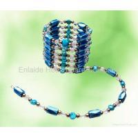 China Hematite Magnetic Jewelry Hematite Magnetic Wrap Jewelry on sale