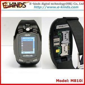 China MP4 player Dual sim watch phone on sale