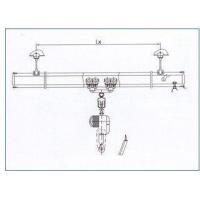 China KBK Light Single Arm Crane on sale