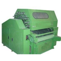 cotton waste carding machine