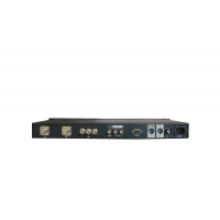 TS Repeater Equipment With SDI Interface ReceiverTransVideo1200RS