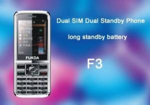 China F3 Dual SIM Dual Standby Phone F3 on sale