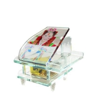 Photo Crystal Piano Music Box CrystalDetails