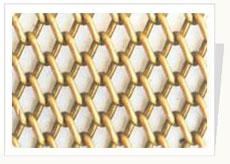 China PVC coated Welded Mesh Architecture & Decoration Mesh on sale