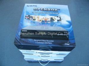 China openbox s9 satellite receiver dvb-s2 on sale