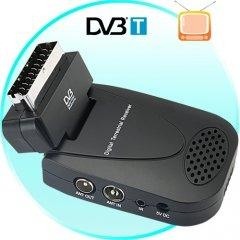 China Scart dvb t product suppliers on sale