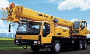 China Construction Machinery QY25K5 Truck Crane on sale