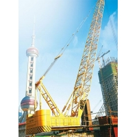 Construction Machinery QUY100 Crawler Crane