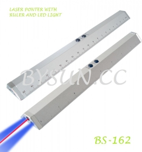 China BS-162 ruler with laser and led on sale