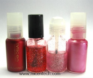 China colorful makeup packaging Code 010401002 5ml nail polish tubing glass bottle on sale