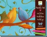 China Djeco Oil Pastel Workshop Art Kit on sale