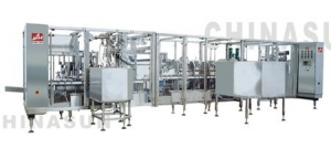 China *Intravenous infusion solution Line Non-PVC Film Soft Bag I.V. Production Li... on sale