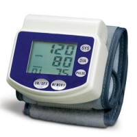 Automatic Wrist Blood Pressure Tester GT-701