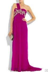 China 2011 one shoulder prom dresses whz8251 on sale