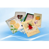 China Promotional&Gift greeting cards on sale