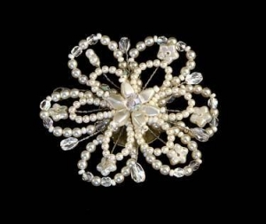 China Brooches Vintage Vogue Brooch Model :BH-0031 on sale