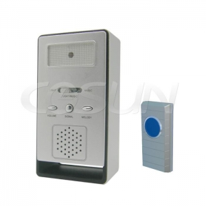 China LED Wireless Music Doorbell on sale