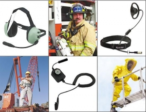 China Two-Way Radio Headsets by David Clark on sale