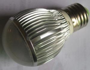 China 3*1W E27 LED bulb on sale