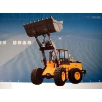 LW540F PRODUCT CATALOG >Loading Machinery > Wheel Loader Series