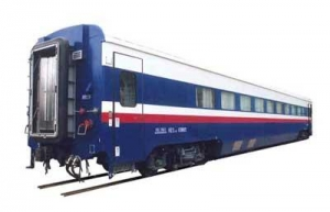 China RZ25DT 200km/h seating car on sale