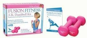 China Wai Lana Pilates Yoga Dumbbell Kit (2-lb) on sale