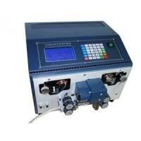 China Automatic Flat Dual Core Wire Stripping Machine on sale