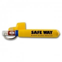 China SafeWay Keychain Breathalyzer on sale