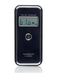 China AlcoMate AccuCell Fuel Cell Breathalyzer on sale